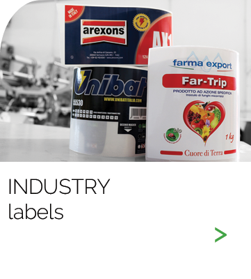 INDUSTRY labels